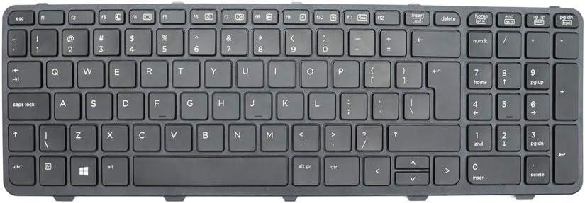 New Backlit Laptop Keyboard for HP Probook 450 G0 G1 G2 455 G1 G2 470 G0 G1 G2 US 650 G1 655 G1 768130-001 SN7139BL
