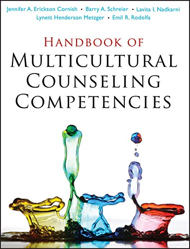 Handbook of Multicultural Counseling Competencies - http://medicalbooks.filipinodoctors.org