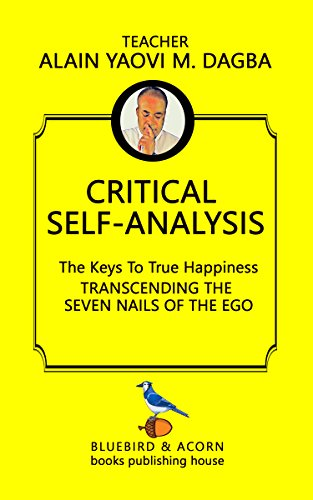Self Analysis Book