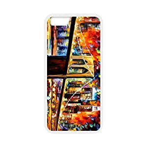 Custom Golden Gate Bridge Unique Iphone 6 Protective Rubber PC cover