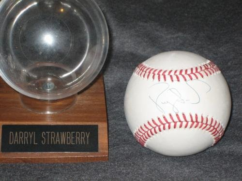 Buy darryl strawberry autographed ball