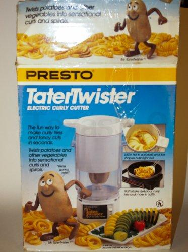 Presto Tater Twister Curly Cutter by Presto