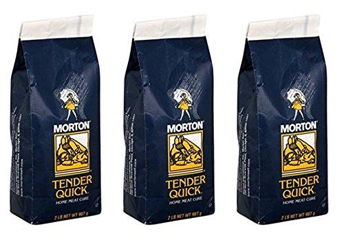 - Morton Home Meat Cure, Tender Quick - 2 lb bag