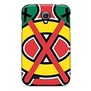 BretPrice TlW213umbw Case Cover Skin For Galaxy S4 (chicago Blackhawks)