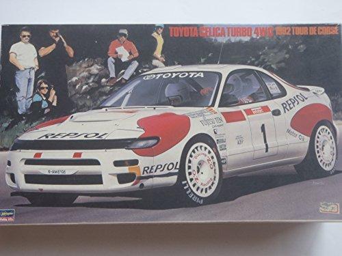 1/24 Celica GT FOUR Rally # CR9 Toy