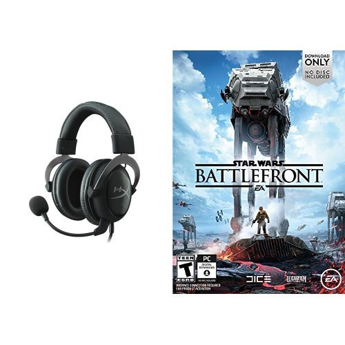 Star Wars: Battlefront - Standard Edition - PC [Direct-to-Account] and Headset Bundle