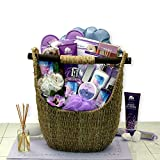 Gift For Her The Ultimate Lavender Bath & Body Spa Gift Basket