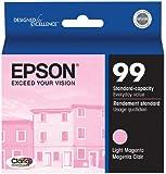 Epson Claria Hi-Definition 99 Standard-capacity Inkjet Cartridge Light Magenta T099620