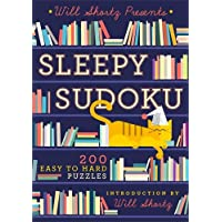 Will Shortz Presents Sleepy Sudoku: 200 Easy to Hard Puzzles