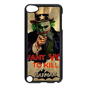 Batman Joker Poker for Ipod Touch 5 Phone Case Cover 6FFA460610