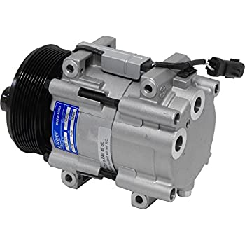 UAC CO 10902C A/C Compressor