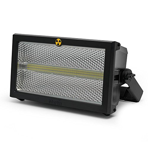 Ultra Bright Strobe with RGB Aura Backlight by Martin
