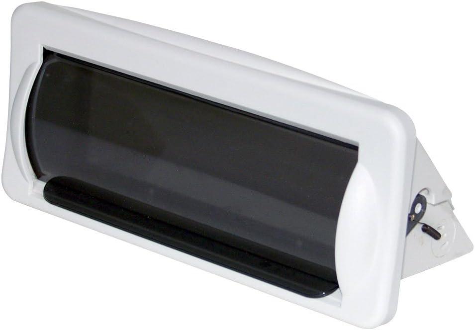 Black Splash Guard Shield Marine Boat Radio Cover Dash Kit Mount Water Resistant