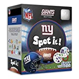 new york giants puzzle - MasterPieces NFL New York Giants Spot It! Card Game