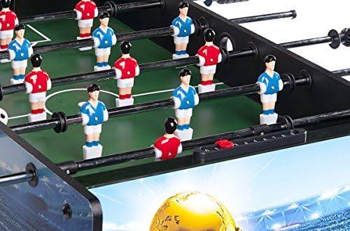 Leomark Futbolín de Mesa futbolines World Cup: Amazon.es: Juguetes y juegos
