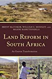 img - for Land Reform in South Africa: An Uneven Transformation book / textbook / text book