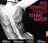 Classical Music : Vivaldi - Nisi Dominus & Stabat Mater / Lemieux, Jaroussky, Ensemble Matheus, Spinosi