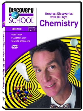Amazon com: Greatest Discoveries With Bill Nye: Chemistry: Bill Nye