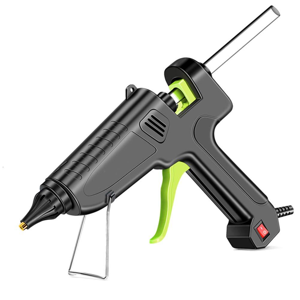 AIZYR Glue Gun, Hot Melt Glue Gun - Suitable for 7Mm Glue Sticks, Send 90 Glue Sticks, Glue Fast, Strong Viscosity, Creative DIY/Handmade by AIZYR