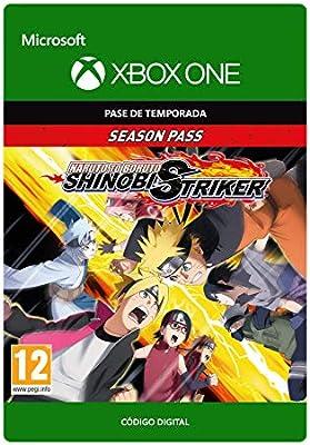 NARUTO TO BORUTO: SHINOBI STRIKER Season Pass: Amazon.es: Videojuegos