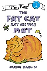 The Fat Cat Sat on the Mat (I Can Read Level 1) Kindle Edition