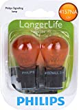 Kyпить Philips 4157NA LongerLife Miniature Bulb, 2 Pack на Amazon.com