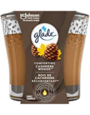 Glade Candle, Cashmere Woods, 1 Count