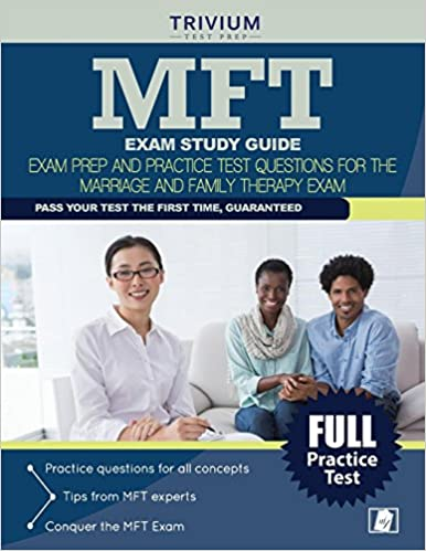 Amazon com: MFT Exam Study Guide: Exam Prep and Practice