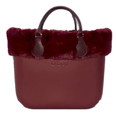 O BAG - Bolso al hombro de goma para mujer phard: Amazon.es: Zapatos y complementos