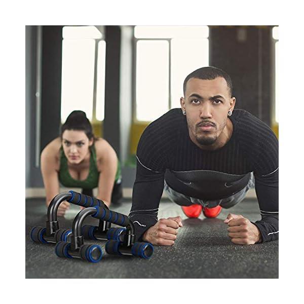 gym push up bar