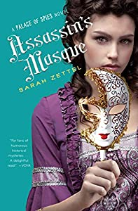 Assassin's Masque (Palace of Spies Book 3)