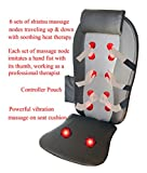 Carepeutic-KH272-Full-Back-Relax-Micro-Control-Shiatsu-Oscillation-Massager-with-Vibration-and-Heat-Therapy-Black