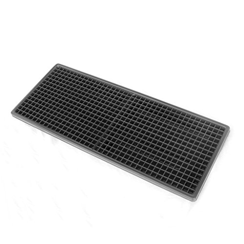 Humidi-Grow Humidity Tray for Bonsai, Orchids, Other Plants HT-102 H-2 1/4'' x L-26'' x W-10 1/2'' Black