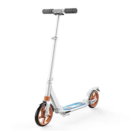 Patinete- Big Wheel Scooter Travel Kick Scooter para Adultos ...