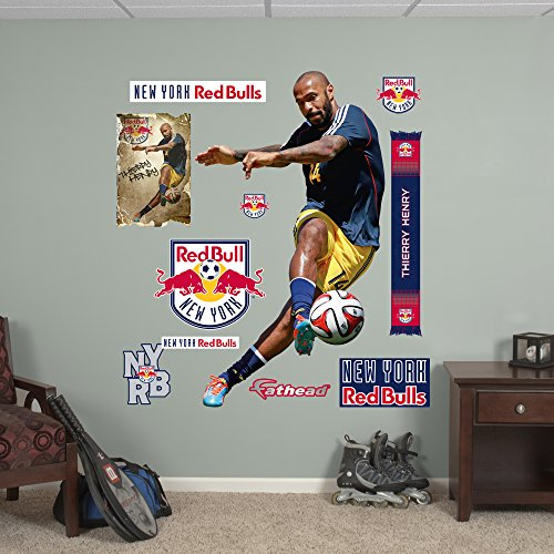 Bulls Thierry Henry Fathead Decal product image