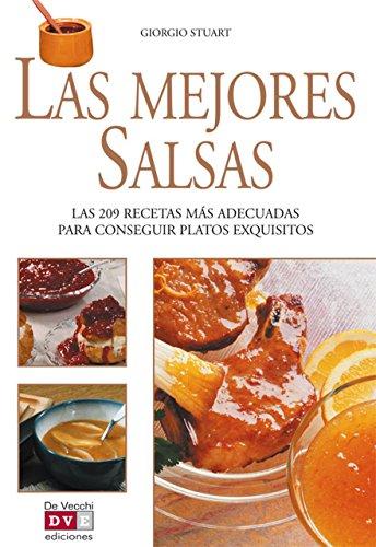 Las mejores salsas (Spanish Edition) by [Stuart, Giorgio]