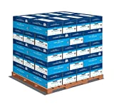 Hammermill Paper, Tidal Multipurpose, 20lb, 92 Bright, 8.5 x 11, Letter, 5,000 Sheets / Carton, 40 Cartons - Pallet 200,000 Sheet, Made In The USA