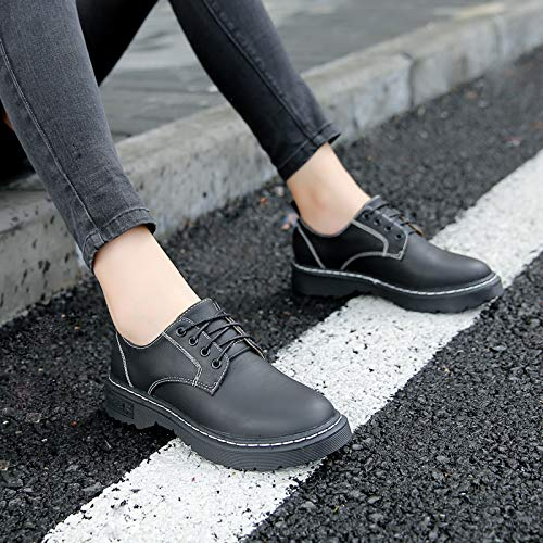 flat shoes casual non outdoor A shoes shoes work Ladies FLYRCX fashion slip retro w0qaFtnPH