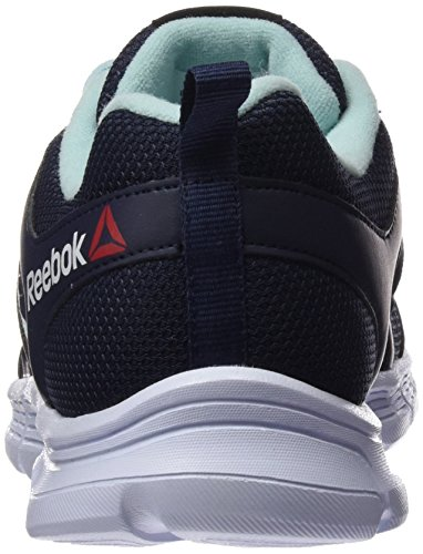 cool Breeze Blu Donna white Navy Corsa Da Speedlux Reebok Scarpe Bianco collegeiate x1vXpnzqw