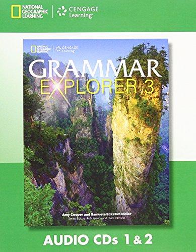 Grammar Explorer 3 Audio CD by Heinle & Heinle Publishers
