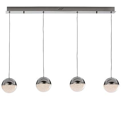 SCHULLER - Lámparas Modernas - Lampara Sphere 4L: Amazon.es ...