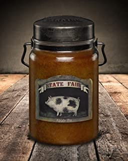 product image for McCall's Country Candles - 26 Oz. State Fair Apple Pie