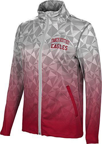 ProSphere Women's Francis Scott Key High School Maya Full Zip Jacket (X-Small)