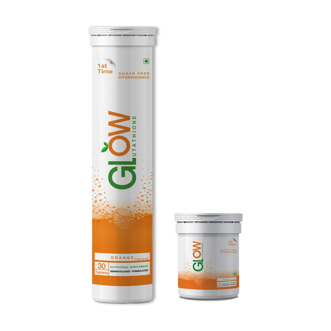 Glowglutathione 2 In 1 Advance Formula Japanese L Glutathione 500mg Vitamin C 1000mg 30tablets Glowgluathione 5 Tablets Amazon In Health Personal Care