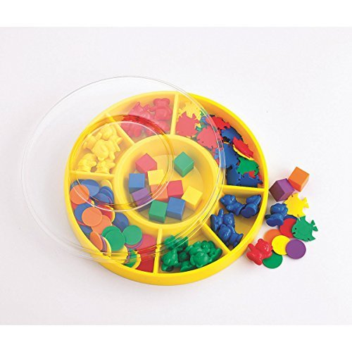 My First Sorting Kit (set of 132) by S&S Worldwide
