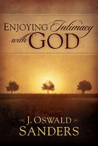 Enjoying Intimacy with God (Spiritual Sanders Oswald)