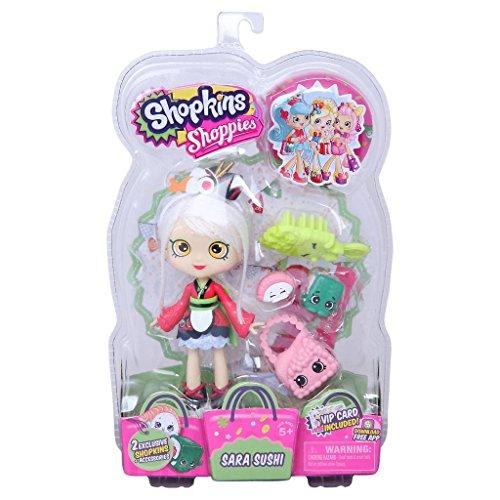Shopkins Shoppies Doll - Sara Sushi