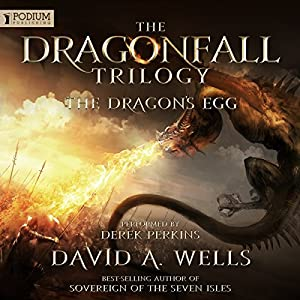 The Dragon's Egg Audiobook