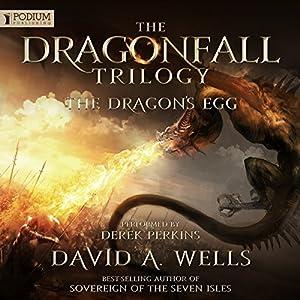 The Dragon's Egg Hörbuch