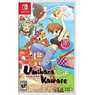 Umihara Kawase Fresh! - Nintendo Switch